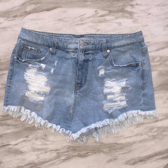 Wild Fable Jean Shorts
